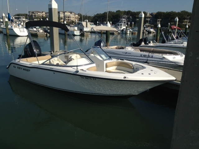 Freedom VI-Key West 203DFS 20'