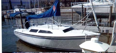 250 Catalina Sailboat
