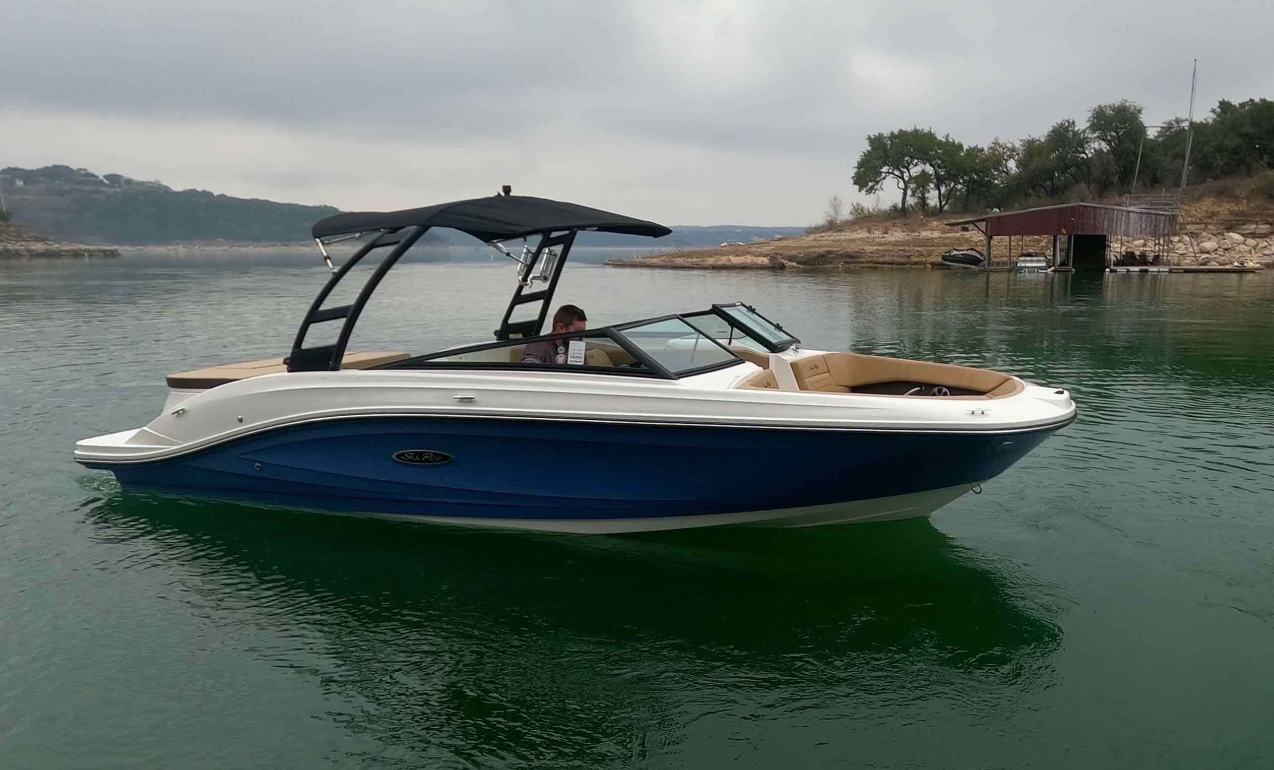SeaRay 230 Bowrider