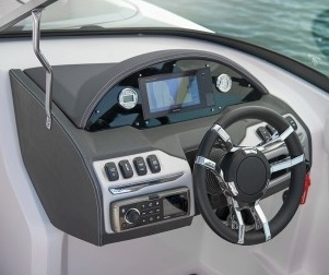 Premium Touch Screen Helm
