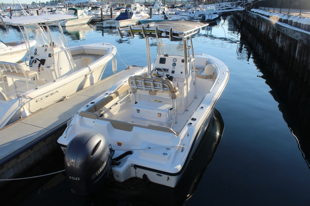 2017 Key West 21' Center Console