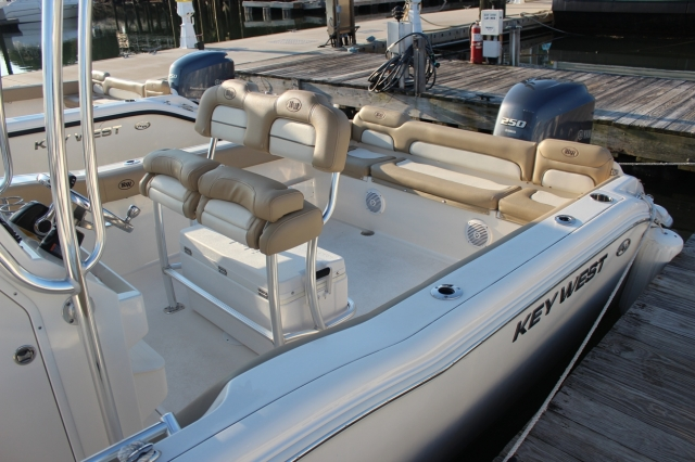 Key West 23' Center Console