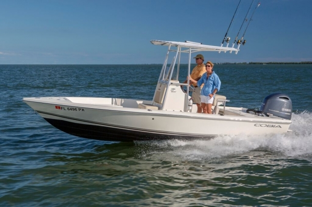 Skinny Water- 2019 Cobia 21 Bay Boat Center Console
