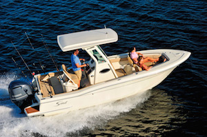 Scout 225 XFS Center Console