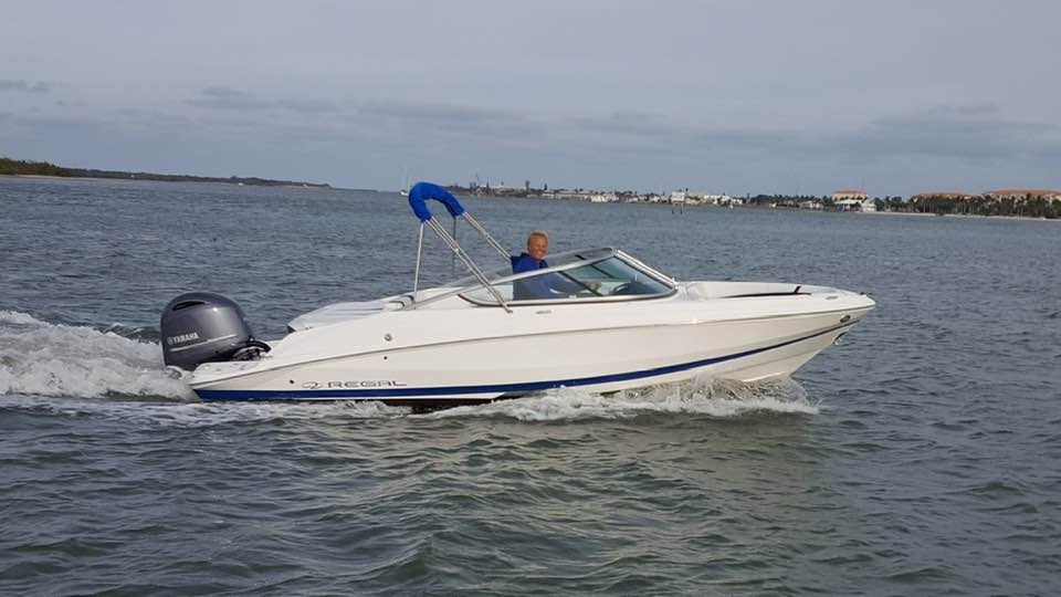 TWO 2019 Regal 21 OBX
