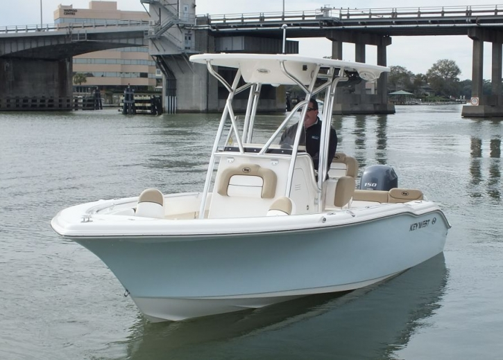 2019 Key West 21' Center Console