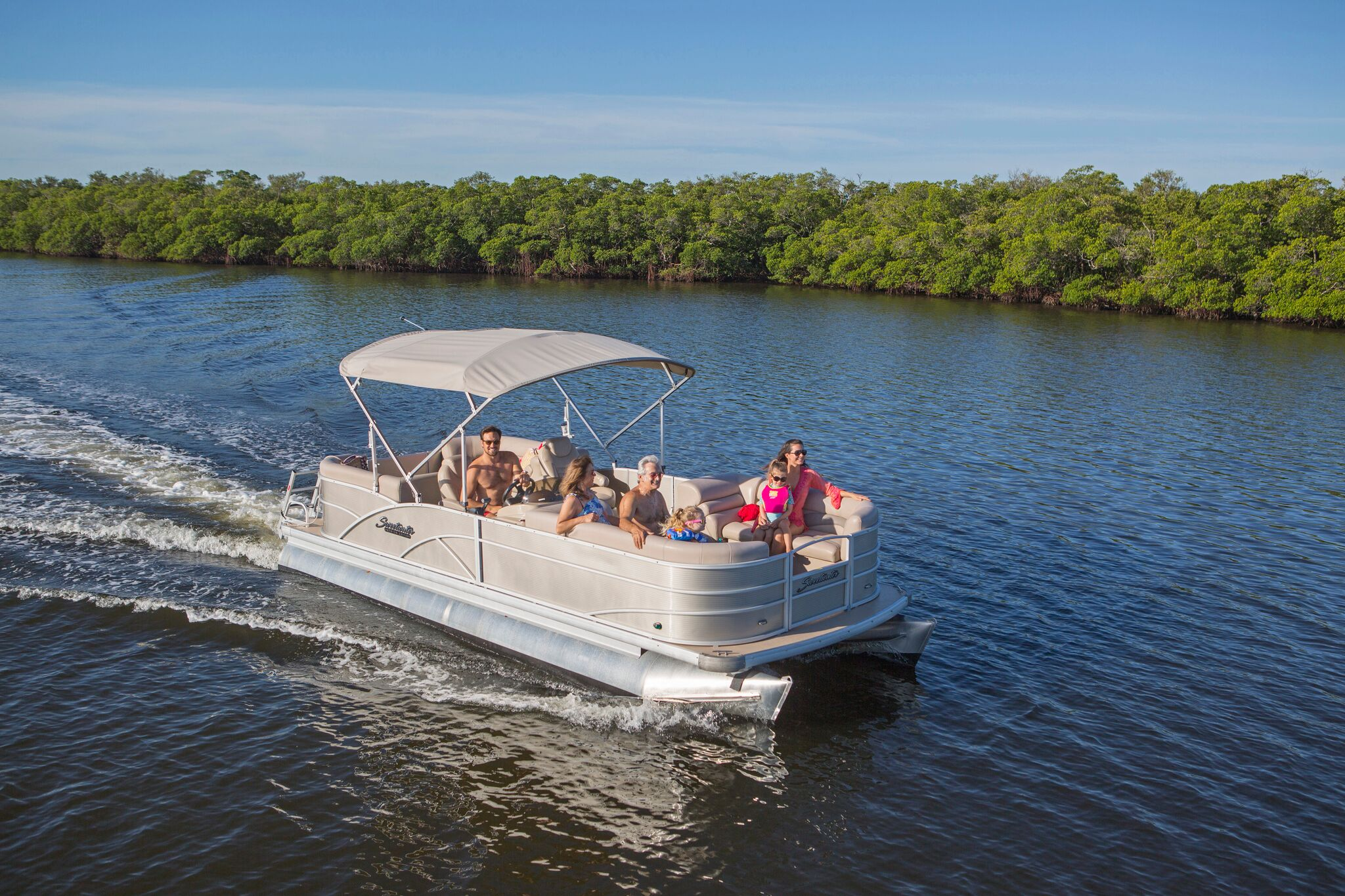 View Our Fleet at PotNets Bayside in Long Neck!