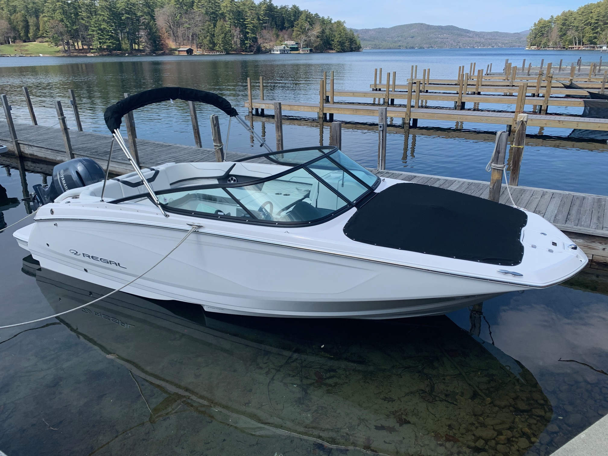 Lakin Care of Business - 2021 Regal 23 OBX