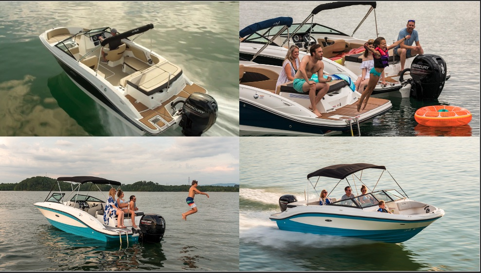 COMING SOON: Sea Ray SPO210 (Summer)