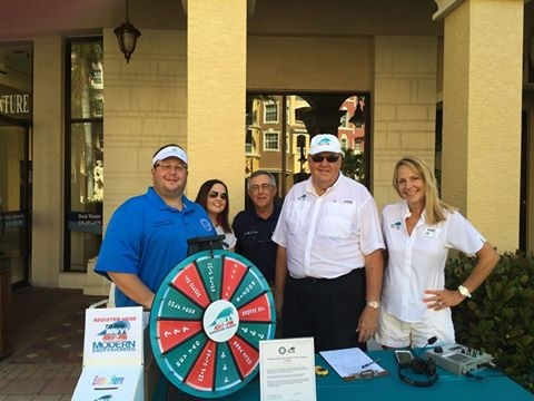 WAVV 101.1 joined us for our Open House in Naples