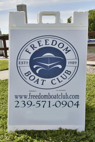Welcome to Freedom Boat Club