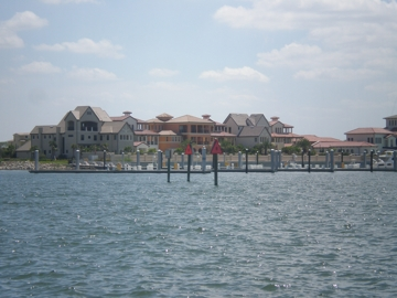 New Homes near the Freedom Boat Club of South Tampa