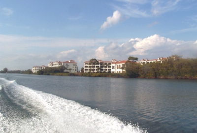 Boating the ICW from Cape Haze Marina Bay