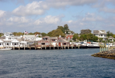 East Falmouth Harbour