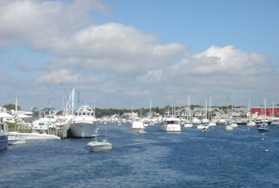 Seasonal Boating in Falmouth Harbour