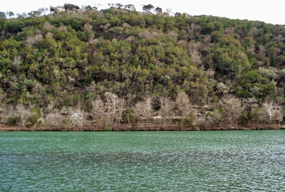 The Cliffs of Lake Austin