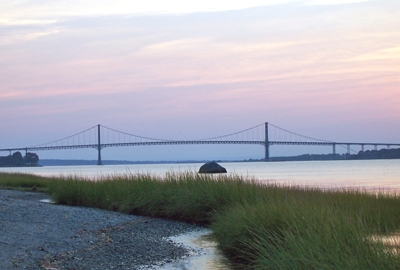 Mount Hope Bridge - Portsmouth