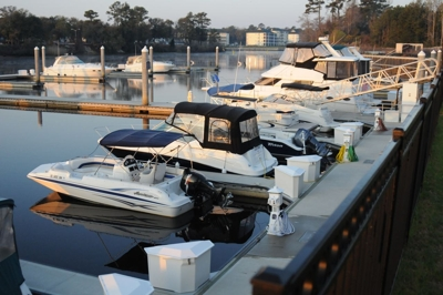 The Boat is Waiting - Freedom Boat Club North Myrtle Beach