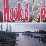 Hook'D Up Riverside Bar & Grill inside of Marina Del Ray