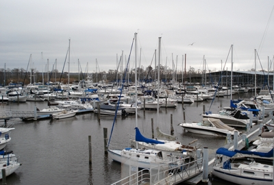 Marina del Ray Docks