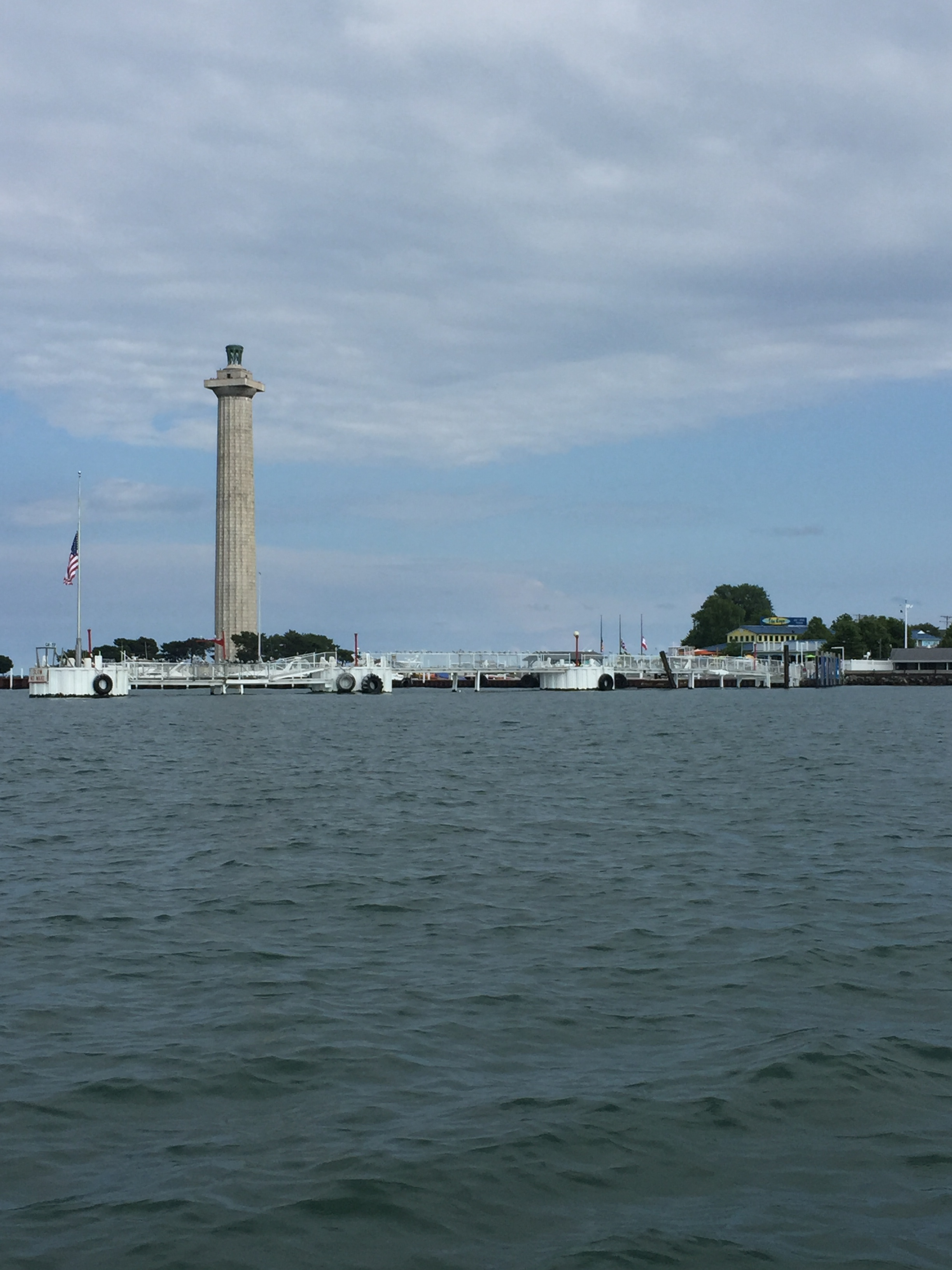 Perry's Monument at Put-in-Bay