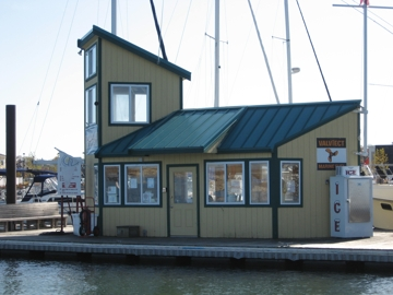 Freedom Boat Club Office - come visit!
