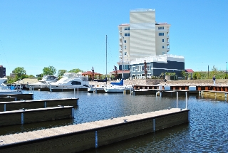 The Marina at the INN at Harbor Shores