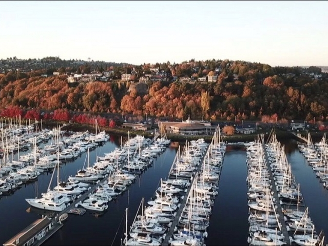 Our boats get to call the most beautiful marina in town their Home!